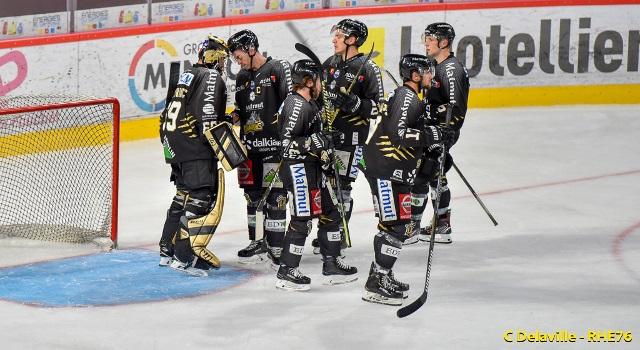 Hockey Rouen Calendrier.Slm Amiens Angers Chamonix Bordeaux Les Dragons